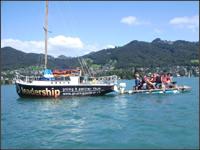 Leadership Yacht